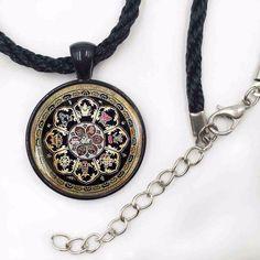Tibetan Mandala Necklace Available on Dealz Universe! Shop here 👉  http://dealzuniverse.com/products/tibetan-mandala-necklace?utm_campaign=crowdfire&utm_content=crowdfire&utm_medium=social&utm_source=pinterest