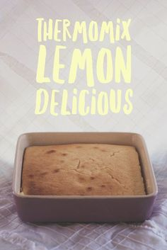 We all love a beautiful, light dessert, don't we? This one doesn't disappoint. It's the perfect amount of lemony, simply add a dollop of cream... and you're in heaven.