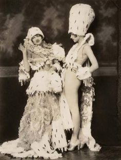 ziegfeld follies military costumes | ... Ackerman & Evelyn Groves in the Ziegfeld Follies--L'esprit swing's