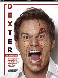 Dexter.. can't believe this is the last season. :-(