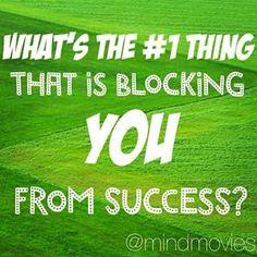 Quiz on Success Blockers -> http://www.mindmovies.com/successblocker/index.php?26919