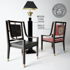 versace- oracle + medusa