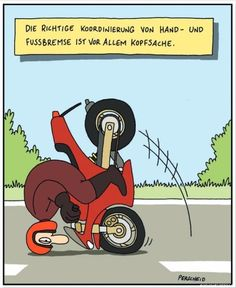 Bike Life, Comics, Cartoons, Funny, Movie Posters, Laughing, Funny Images, Thanks, Funny Stuff