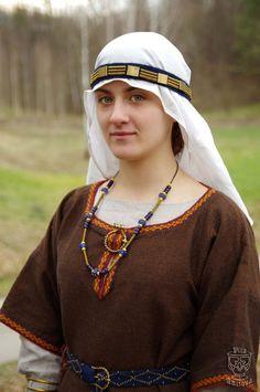 (Baltic) IX-XII century, Viking Period or Late Iron Age. Daiva Steponavičienė