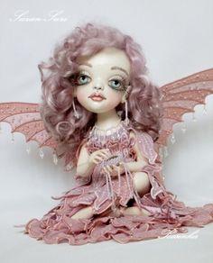 boneca Têxtil de Syuzanna (Suzanne) .... Discussão sobre LiveInternet - Serviço russo diários on-line