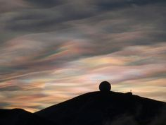 20 amazing Nacreous Clouds and Fire Rainbow pictures. Also known as polar stratospheric clouds and circumhorizontal arcs.