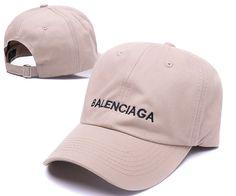 Men's / Women's Balenciaga Classic Balenciaga Logo Embroidery Baseball Adjustable Hat - Sand / Black Balenciaga Store, Baseball Hats, Embroidery, Logos, Classic, Black, Fashion, Caps Hats, Derby