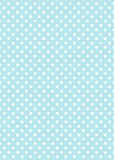 Polka Dot Kate Spade Iphone Wallpaper Blue 640x960 Pixels