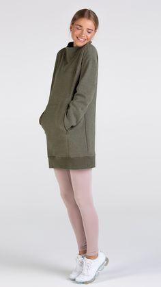 f65e2d8f950 Gymshark So Soft Sweater - Khaki Marl