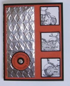 Metal Mania KA by Technique_Freak - Cards and Paper Crafts at Splitcoaststampers