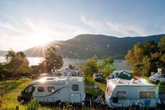Camping Am See, Camping 2, Innsbruck, Salzburg, Bohinj, Camper Caravan, Wellness, Window View, Eurotrip