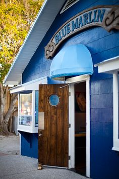 Blue Marlin Grill Bradenton Beach Florida in Bradenton Beach, FL