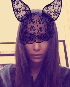 Pin for Later: Joan Smalls Is Having the Time of Her Life During Paris Fashion Week On Her Way to Paris