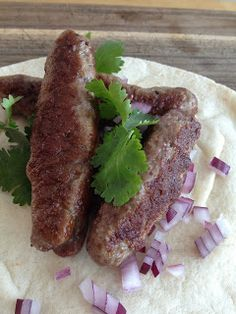 Bosnian #Cevapi made with your #Thermomix - #recipe