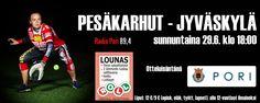 Ottelmainos Pesäkarhut vs. Kirittäret 29.6.2014