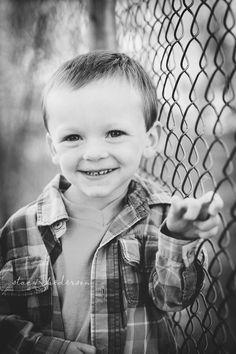 Children's photo pose