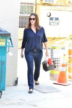 Jennifer Garner in J Brand