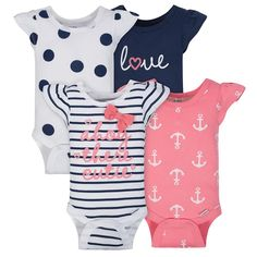 0-6 Months Cosy Pink Striped Baby Girls Mittens Plus Extra Pink Pair