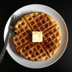 Como hacer Waffle