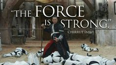 Rouge One Chirrut