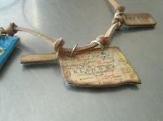 I <3 this Oklahoma necklace on etsy!
