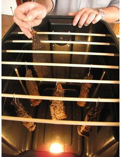 Make your own biltong dryer in an afternoon - Popular Mechanics Diy Leather Stamp, Home Recipes, Cooking Recipes, Biltong, South African Recipes, Cooking Ingredients, Make Your Own, How To Make, Popular Mechanics