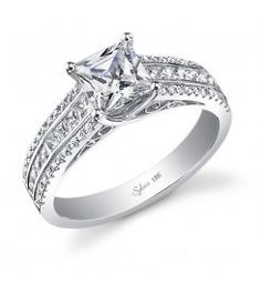 My Engagement Ring :) Love at first site