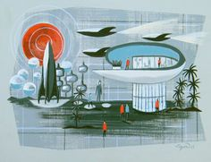 mid century space - Google Search
