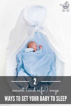 The next step when baby starts busting out of the swaddle! | Fit Bottomed Mamas