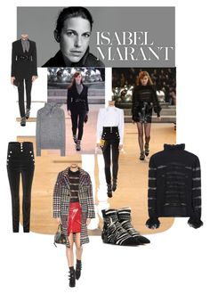 """""""IM"""" by byvette on Polyvore featuring mode en Isabel Marant"""
