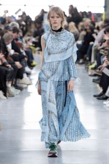Blue Grey, Sacai, Fashion Designers, Collection, Woman, Dresses, Vestidos, Women, Dress