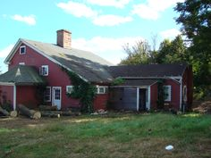 Oronoque Saltbox, Stratford, Connecticut. On the eve of its senseless demolition #oldhouse #historichome #preservation