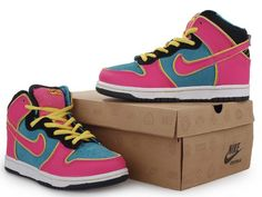 Nike Dunk High Ms Pacman Premium SB Wish I could find these! Kids Clothing Brands List, Kids Clothing Rack, Nike Shoes Online, Discount Nike Shoes, Nike Dunks, Kids Clothes Australia, Jordan Shoes For Kids, Cheap Kids Clothes, Kids Fashion Boy
