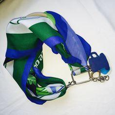 #emmapopina #jewelry #handmade #beautiful #Silkscarf #unique #nakit                                                 Cijena na upit/ price per request emmapopina@gmail.com