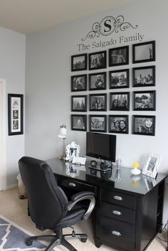 Wall photos - Too cool! It has my name.