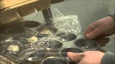 Pie Machine with Tart Maker Attachment. Breville Pie Maker, How To Make Pie, Tart Shells, Press Machine, Pie Shell, Plastic Sheets, Making Machine, Desserts, Youtube