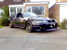 nissan skyline gtr R33 midnight purple | R33 GTR - MIDNIGHT PURPLE
