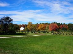 9. Peterson Farm in Harmony reminds us just how diverse and lovely the Rhode Island landscape is.
