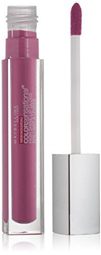 2 PackMaybelline ColorSensational High Shine Lip GlossRaspberry Reflections 100 017 Fluid Ounce each *** Continue to the product at the image link.Note:It is affiliate link to Amazon.