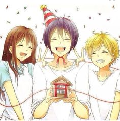Hiyori Iki, Yato and Yukine Manga Anime, Yukine Noragami, All Anime, Anime Love, Anime Art, Anime Girls, Otaku, Kuroko, Itachi