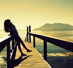 Que eu não perca a capacidade de amar, de ver, de sentir… Que eu não me perca, que eu não me fira, que não me firam, que eu não fira ninguém...