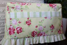 fabric sewing machine covers | ... cover but another sewing machine cover like this one fabric is darla