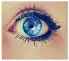 This eye is wow