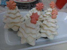 My chocolate Christmas trees