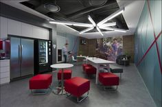 New Balance has moved into new offices in Hong Kong which were designed by Spatial Concept.