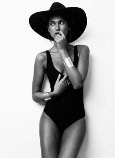 acc2f32dc4370 Womens Sexy One Piece Swimwear High Cut Monokini Backless Swimsuit Bikini  Black