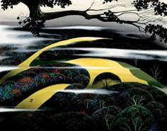 A Summer Day - Eyvind Earle