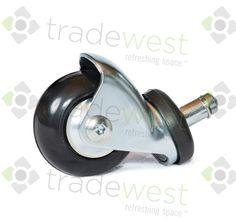 ENERGi - Premium Neoprene Soft Caster - Single Wheel - SET of 5