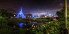 Magic Kingdom, Disney World, Orlando, Florida #WDW #Disney #DisneyWorld #WaltDisneyWorld