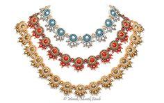 Fringes Fringes : Manek-Manek Beads - Jewelry | Kits | Beads | Patterns